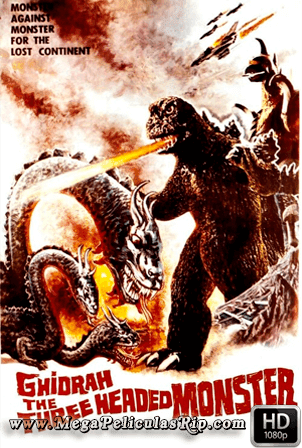 Ghidra, Monstruo De Tres Cabezas [1080p] [Latino-Castellano-Japones] [MEGA]