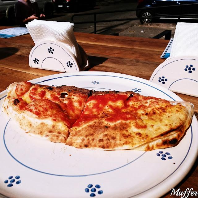 Pizzería Da Bruno - Calzone Napoletano