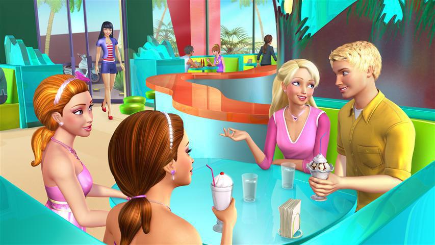 Barbie A Fairy Secret: Junho 2013