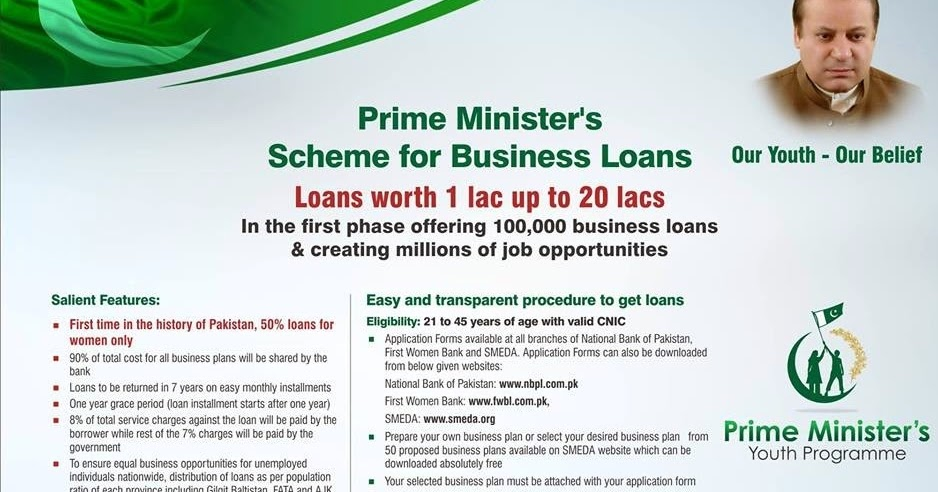 national bank of pakistan personal loan scheme