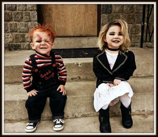 Disfraces infantiles para Halloween