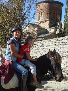 Riitta reissaa, Albania, Horsexplore, ratsastusmatkailu