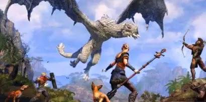 Elder Scrolls Online PC Update