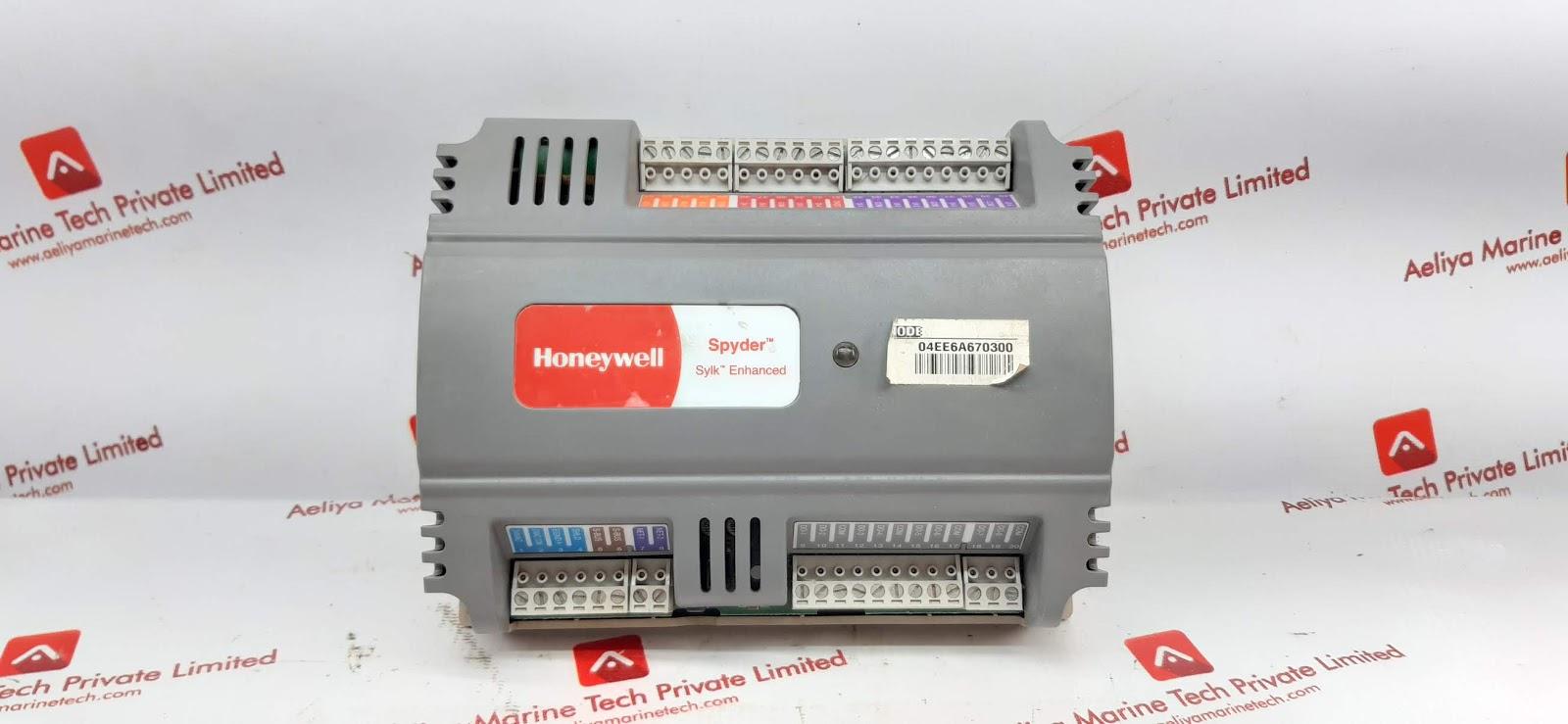 HONEYWELL PUL6438S SPYDER CONTROLLER | AELIYA MARINE TECH PVT LTD