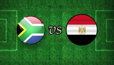 مشاهدة مباراة مصر ضد جنوب افريقيا 13-06-2021 بث مباشر في مباراة ودية