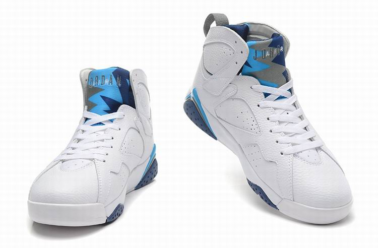 premium selection 928a2 0e9ff ... Cheap Air Jordan Shoes, Cheap Jordan 7 Retro French Blue, Jordan 7  Retro French Blue, Jordan 7 Retro French Blue For Sale, 2016 Jordans Shoes,  ...