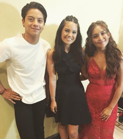 Ogie Alcasid's Daughter Leila Finally Meet Daniel Padilla And Kathryn Personally! 'Dead Ako'