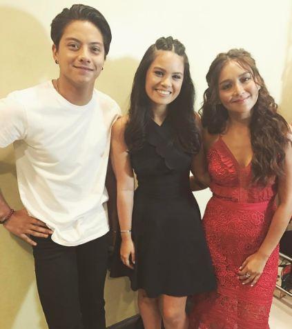 Ogie Alcasid's Daughter Leila Finally Meet Daniel Padilla And Kathryn Personally! 'Dead Ako'