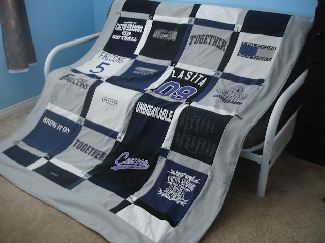 Make Your Own T Shirt Quilt