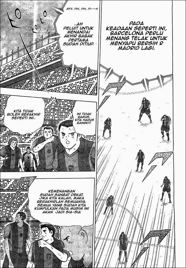 Captain Tsubasa – Rising Sun Chapter 01-8