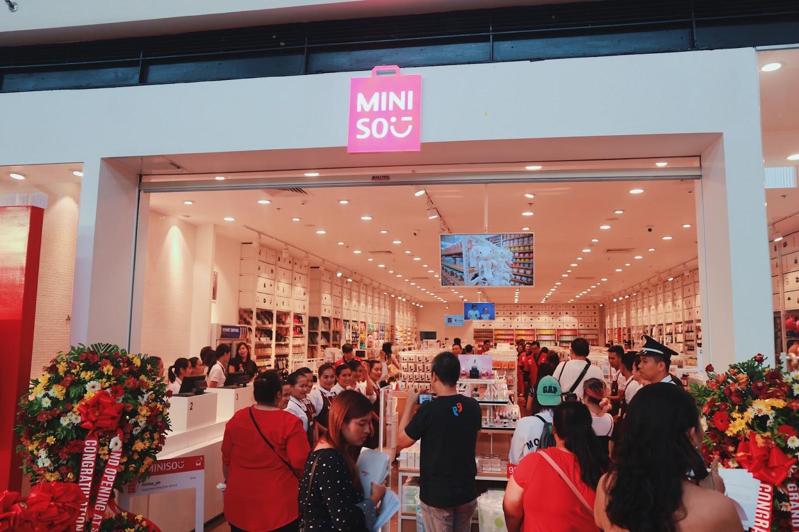 Miniso Philippines Davao
