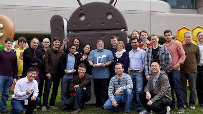 """E você o que acha do Sistema Android? """"Debate"""" 2"""
