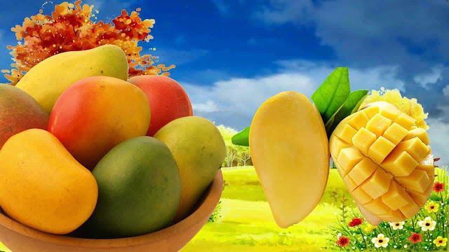 These benefits of fruit king mangoes