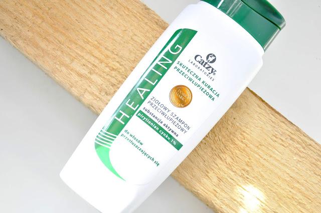 przeciwłupieżowe szampony do włosów catzy od poland