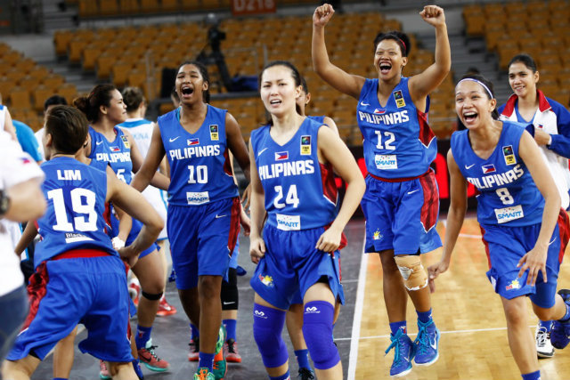 Perlas Pilipinas def. Indonesia, 72-56 in 2016 SEABA Women's Championship