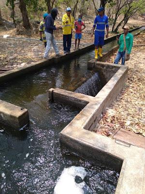 Matiteros manipularon compuertas del acueducto de Riohacha