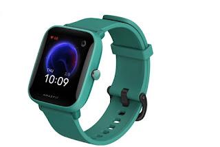 Huami Amazfit Bip U Pro Smartwatch Hindi