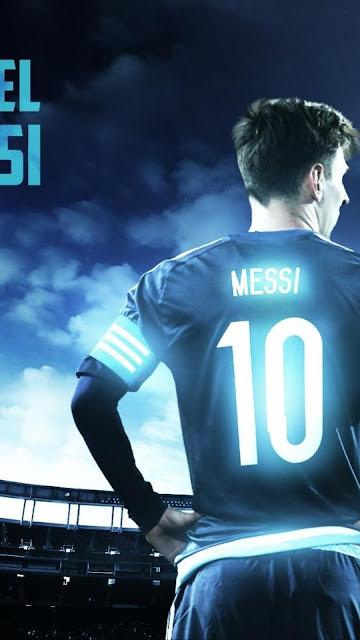 Plano de Fundo Lionel Messi