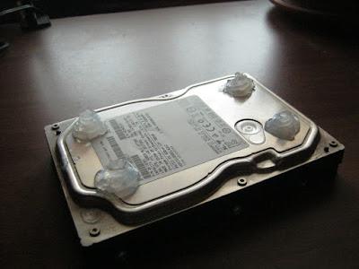 виброразвязка HDD