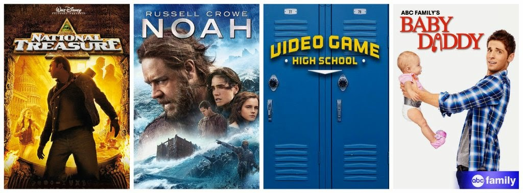 New Family Favorite Movies and TV shows on Netflix this April 2015
