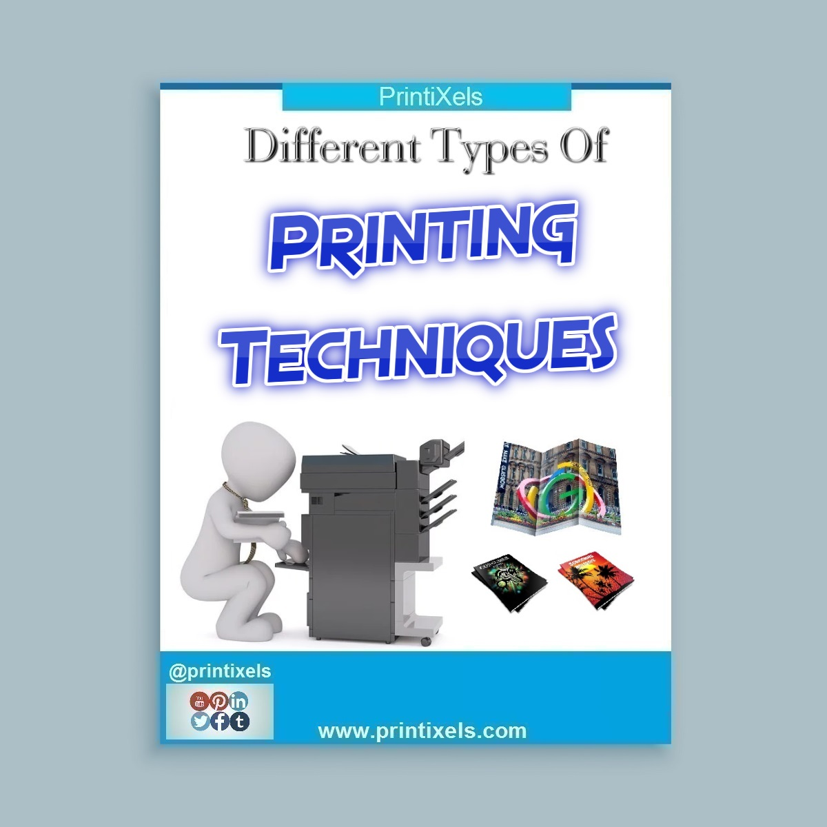 Different Types of Printing Techniques