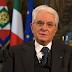 """1° Maggio, monito ai partiti di Mattarella: """"E' l'ora della prudenza"""""""