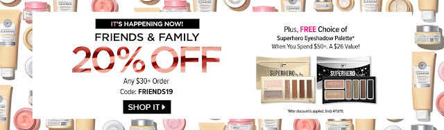 Deals at Itcosmetics by Barbies Beauty Bits