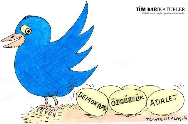 insan hakları günü karikatür