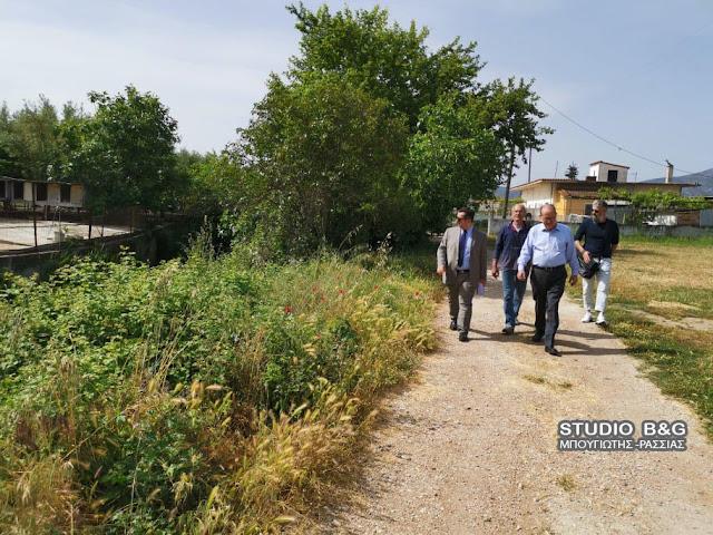Επίσκεψη Νίκα στην Αργολίδα για Ερασίνο και Βιολογικό (βίντεο)