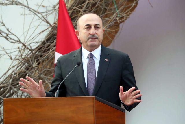 Τσαβούσογλου: Συνεργασία με όλους στη Μεσόγειο εκτός Ελληνοκυπρίων