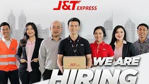 Lowongan Kerja PT. Global Bintang Timur Ekspress (J&T Express - Express Delivery Company)