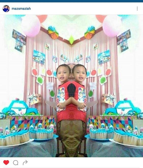 tema robocarpoli, birthday party, sambutan hari lahir, theme, kos,cake