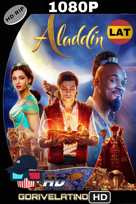 Aladdin (2019) HDRip 1080p (Latino-Inglés) MKV