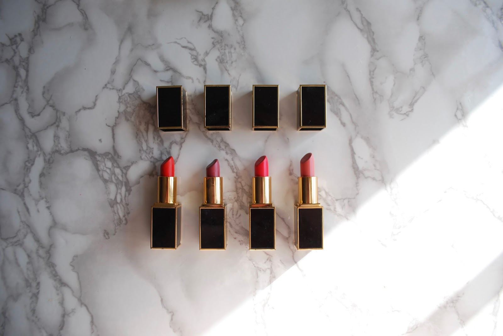 tom ford lipstick collection