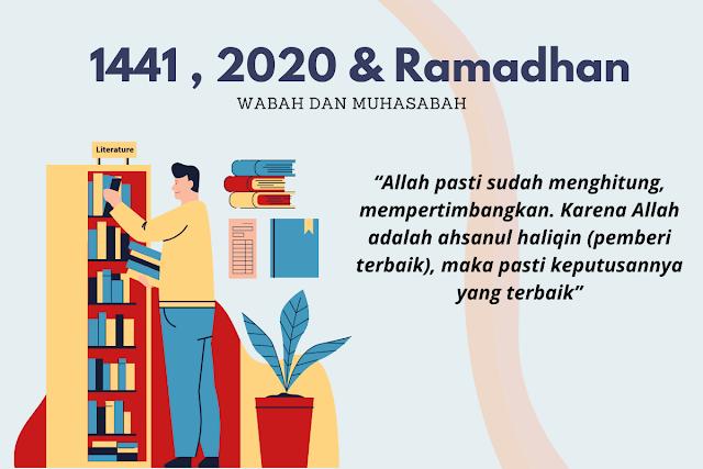 1441 Hijriah, 2020 Masehi dan Ramadhan Istimewa
