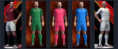 Sparta Prague kit 2016-17