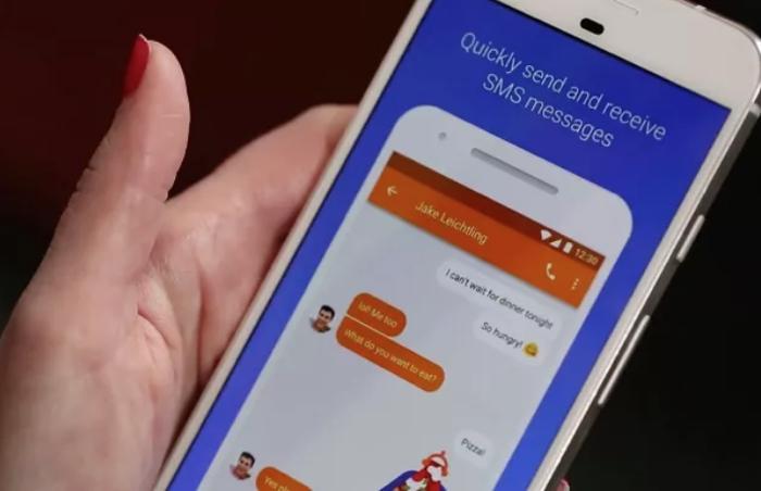 Cómo enviar textos desde una PC y Mac usando Android Messages