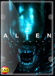Alien: Covenant (2017) DVDRIP LATINO