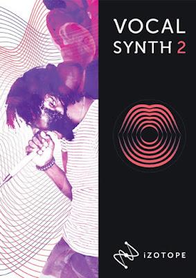 Cover do plugin iZotope - VocalSynth 2 v2.2.0