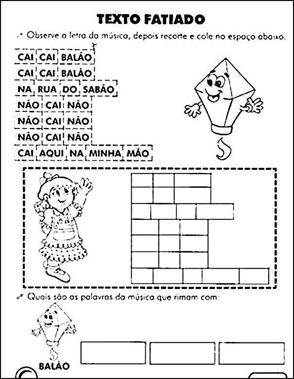 Erudio Brasil O Blog Da Educacao Atividades Para Festa Junina