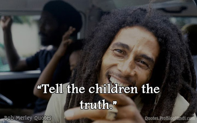 bob marley quotes on love and peace