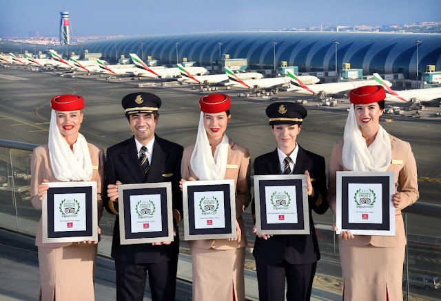 يعلن طيران الامارات عن فتح باب التعيين لجميع المؤهلات