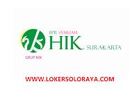Loker Marketing Pembiayaan dan Marketing Pendanaan di PT BPRS Harta Insan Karimah Surakarta