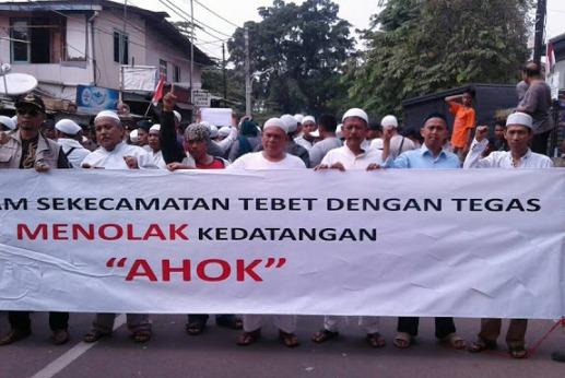 Selalu Ditolak Warga, Timses Ahok-Djarot Salahkan KPU DKI