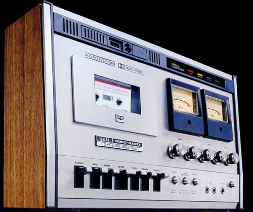 akai gxc-510d 1974