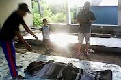 Satu Pengunjung Pantai Cijeruk Garut Selatan Yang Hilang, Akhirnya Ditemukan