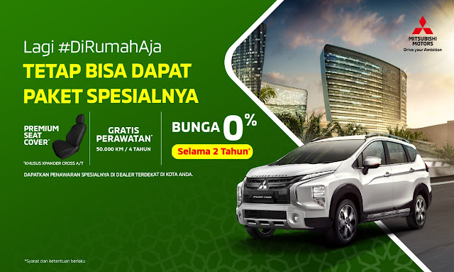 promo mitsubishi april