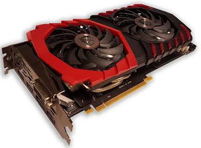 NVidia GeForce GTX 1060ドライバーのダウンロード