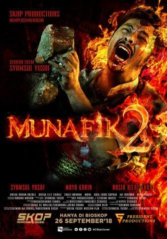 Jadwal Tayang Munafik 2 di Bioskop Indonesia