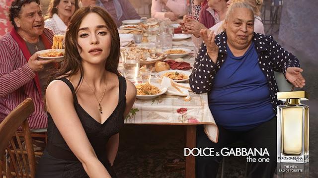 Dolce&Gabbana The One Eau de Toilette - reklama